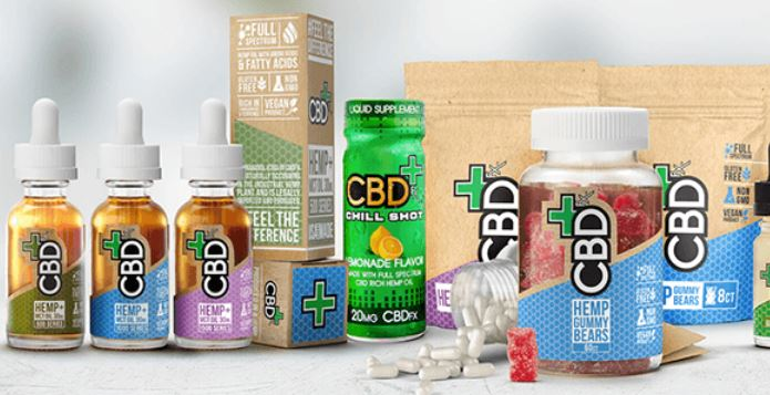 CBDfx CBD Vape Oil Review